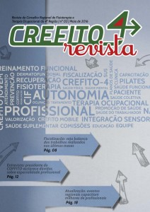 Revista nº 3 do CREFITO-4
